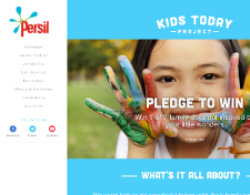 Persil Kids Today